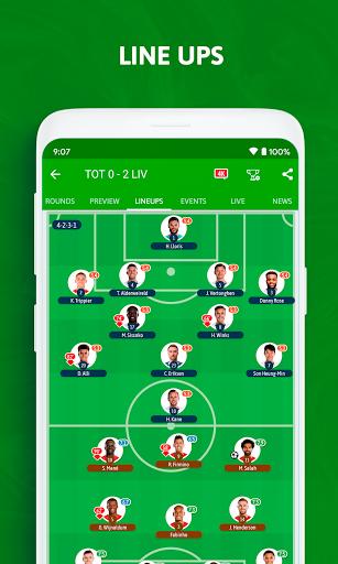 BeSoccer - Soccer Live Score screenshot 3