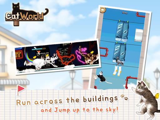 Cat World - The RPG of cats screenshot 5