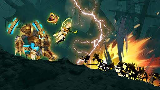 Stickman Legends: Shadow Offline Fighting Games DB screenshot 6