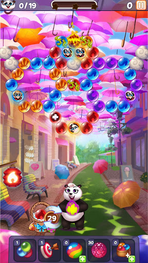 Bubble Shooter: Panda Pop! 8 تصوير الشاشة