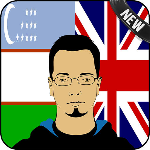 Uzbek English Translator icon