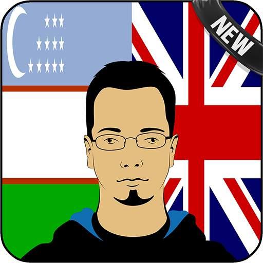Uzbek English Translator