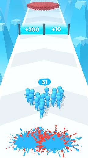 Count Masters: Crowd Clash & Stickman running game screenshot 2