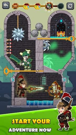 How to Loot - Pin Pull & Hero Rescue screenshot 8