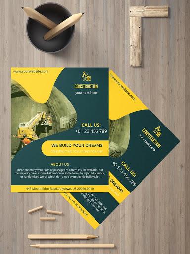 Flyers, Poster Maker, Graphic Design, Banner Maker 20 تصوير الشاشة