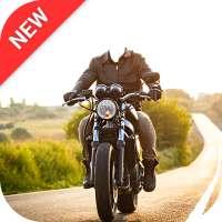 Man Bike Rider Photo Editor - photo frame on 9Apps