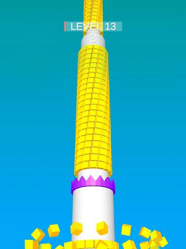 Cut Corn - ASMR игра 12 تصوير الشاشة