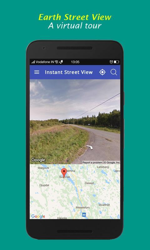 Live Street View - Global Satellite Earth Live Map 1 تصوير الشاشة