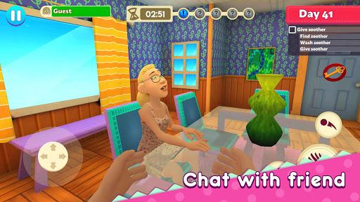 Mother Simulator: Happy Virtual Family Life 2 تصوير الشاشة
