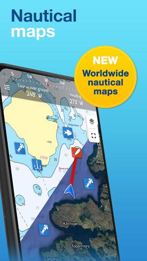 Fishing Points: Maps, Tides & Fishing Forecast screenshot 3