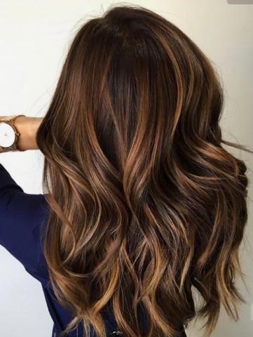 120 Цвет волос для женщин скриншот 2