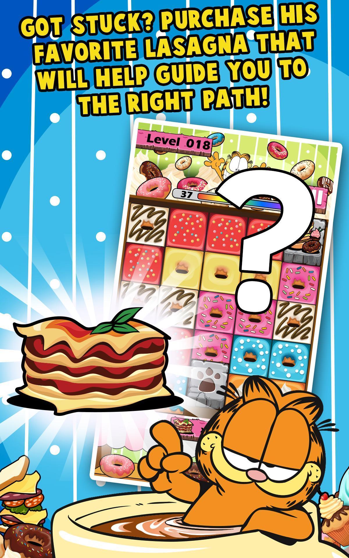 Garfield's Puzzle Buffet 5 تصوير الشاشة