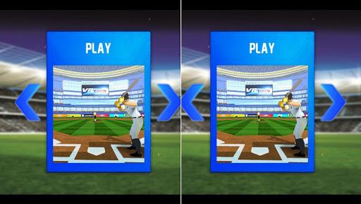 VR Real Feel Baseball 2 تصوير الشاشة