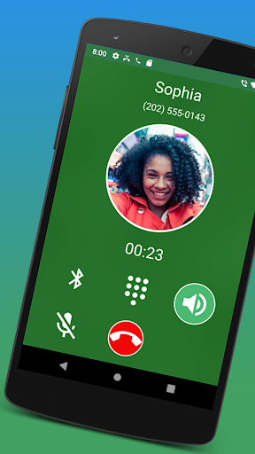 Contacts, Dialer and Phone by Facetocall screenshot 2