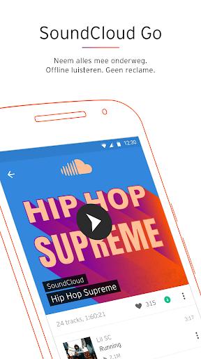 SoundCloud - Muziek & Audio screenshot 3