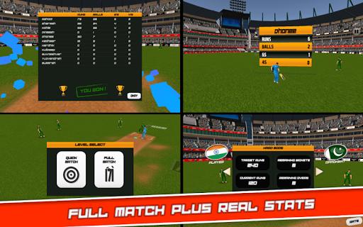 Cricket Superstar League 3D screenshot 6