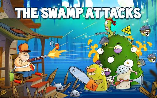 Swamp Attack screenshot 6