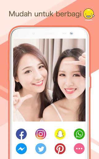 Sweet Selfie Camera - Editor Foto, Kamera Cantik screenshot 10