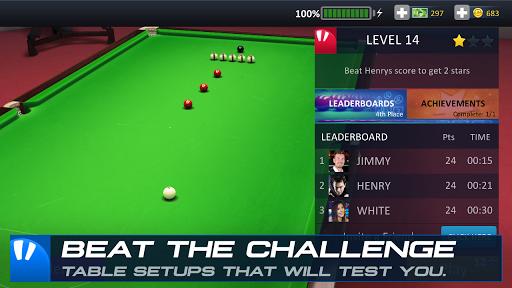 Snooker Stars - 3D Online Sports Game screenshot 5