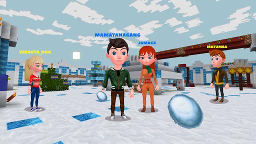 JurassicCraft: Free Block Build & Survival Craft screenshot 6