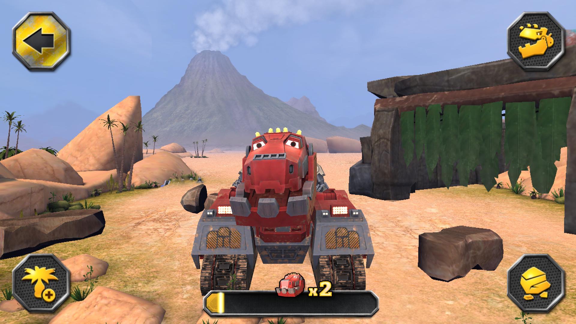 DreamWorks Dinotrux 3 تصوير الشاشة