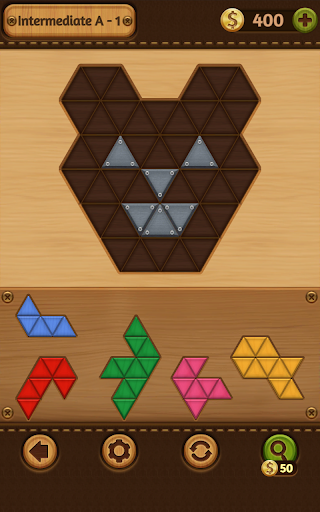 Block Puzzle Games: Wood Collection 11 تصوير الشاشة