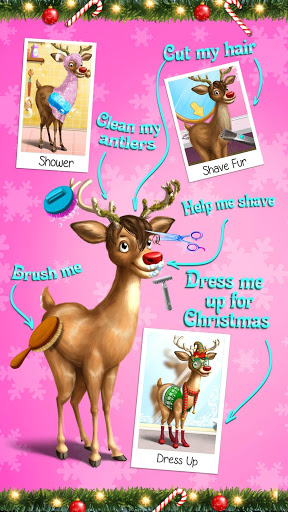 Christmas Animal Hair Salon 2 8 تصوير الشاشة