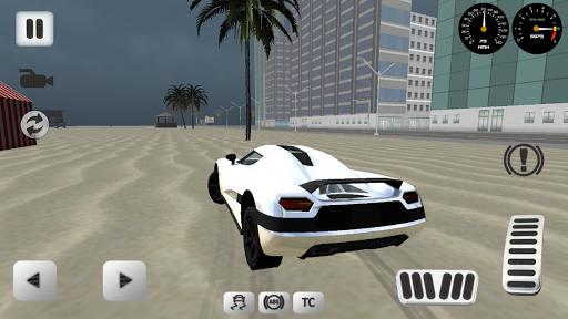 Sport Car Simulator screenshot 7