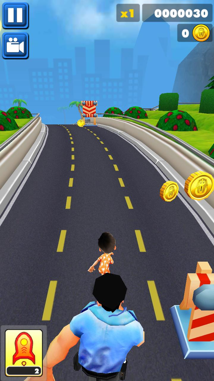 Subway Surf : Run with Friends screenshot 1