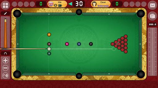 snooker game - Offline Online free billiards screenshot 2