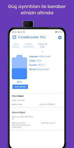 CoreBooster - Oyun ve Uygulama Hızlandırıcı 7 تصوير الشاشة