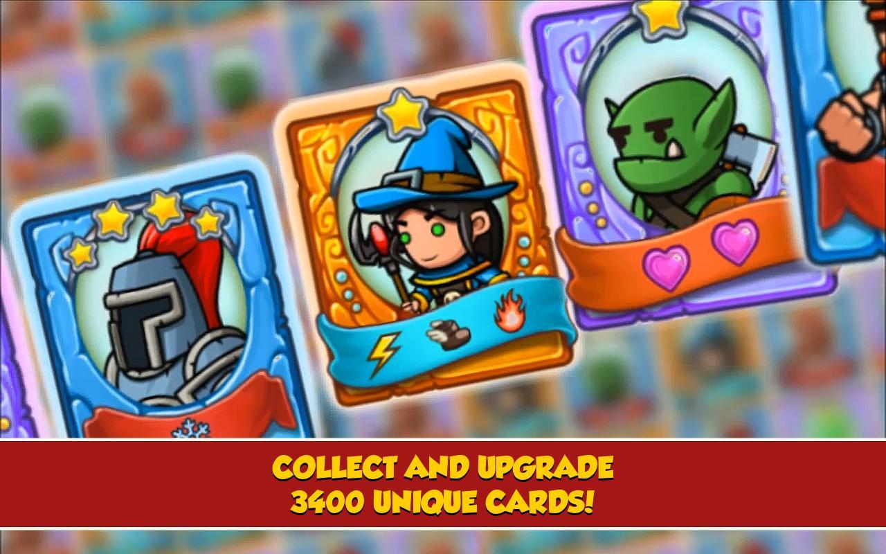 Arcanox: Cards vs. Castles screenshot 1