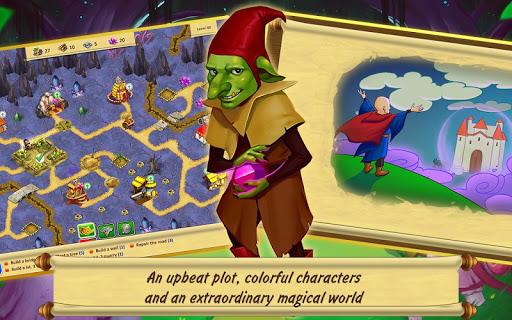 Gnomes Garden 3: The Thief of Castles screenshot 16