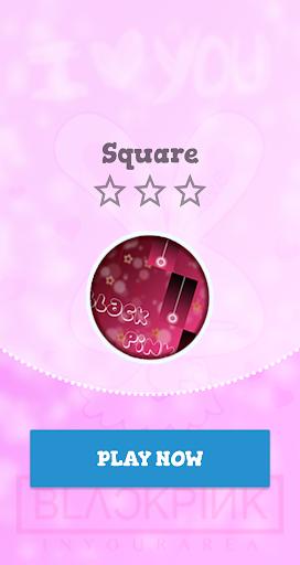 Black Pink Piano Game 4 تصوير الشاشة