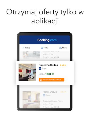 Booking.com Rezerwacja Hoteli screenshot 6