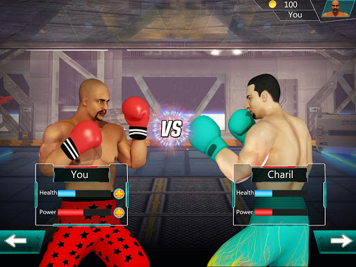 Real Punch Boxing Games: Kickboxing Super Star screenshot 12
