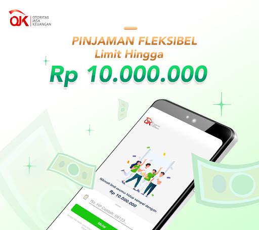 Kredit Pintar - Pinjaman Uang Tunai Dana Rupiah screenshot 1