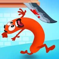 Run Sausage Run! on 9Apps