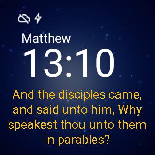 Bible Offline App Free   Audio, KJV, Daily Verse скриншот 25