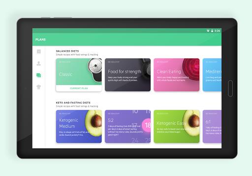 Lifesum - Diet Plan, Macro Calculator & Food Diary screenshot 9