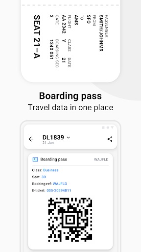App in the Air - Personal travel assistant screenshot 6