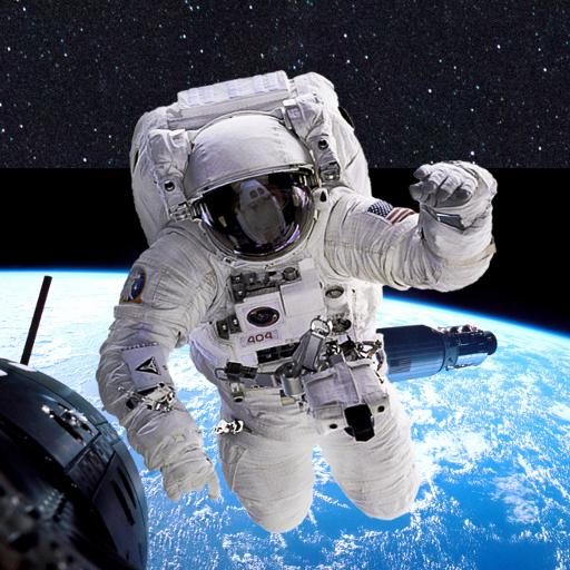 Astronautic Quiz أيقونة