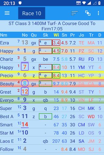 HK Race Trace screenshot 1