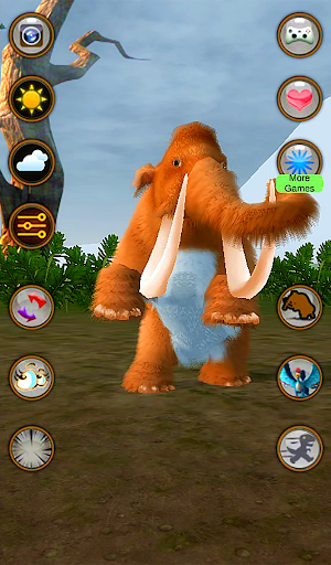 Talking Mammoth screenshot 10