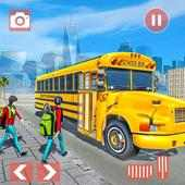 City School Bus Driving Simulator on 9Apps