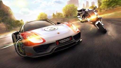 Asphalt 8 Racing Game - Drive, Drift at Real Speed screenshot 1
