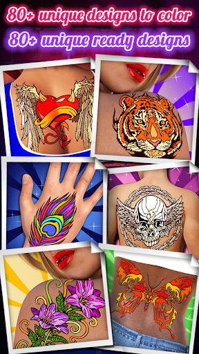 Tattoo drawing – tattoo my photo screenshot 1