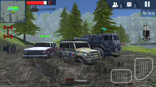 Offroad Simulator Online: 8x8 & 4x4 off road rally screenshot 7