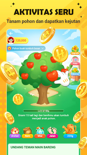 HAGO-Game bersama teman, game online, game live screenshot 1