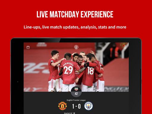 Manchester United Official App screenshot 10